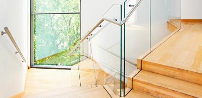 construction d'un escalier