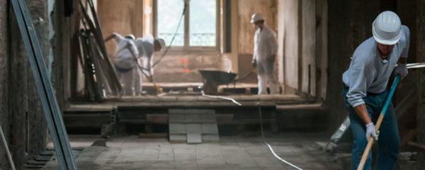 Travaux de maçonnerie et de rénovation